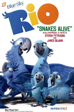 Rio 1: Snakes Alive! (Hardcover)