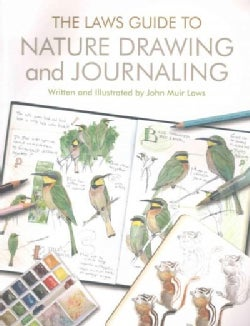 The Laws Guide to Nature Drawing and Journaling (Paperback)
