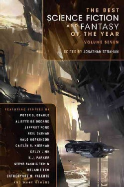 The Best Science Fiction and Fantasy of the Year (Paperback)