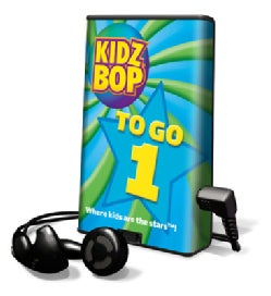 Kidz Bop to Go 1: Where Kids Are the Stars! Library Edition (Pre-recorded digital audio player)