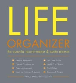 Life Organizer: The Essential Record Keeper & Estate Planner (Loose-leaf)