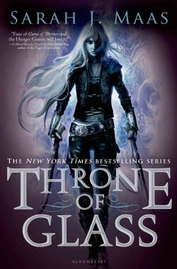 Throne of Glass (Hardcover)