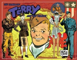 The Complete Terry and the Pirates: 1943-1944 (Hardcover)