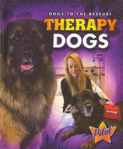 Therapy Dogs (Hardcover)
