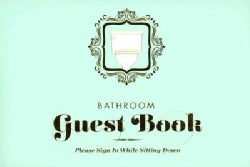 Bathroom: Guest Book (Hardcover)