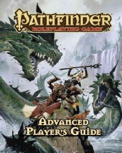 Pathfinder Advanced Player&#39;s Guide (Hardcover)
