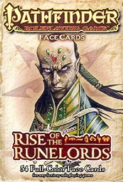 Rise of the Runelords Face Cards (Cards)