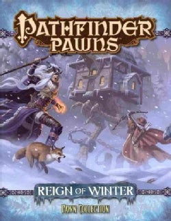 Reign of Winter Pawn Collection (Novelty book)