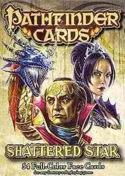 Shattered Star Adventure Path (Cards)