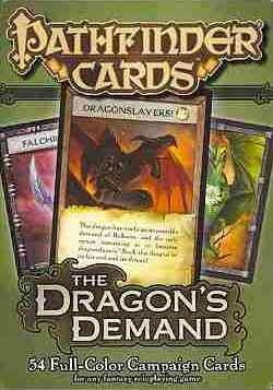 The Dragon's Demand (Cards)