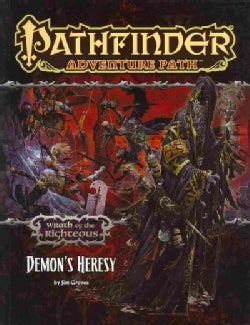 Wrath of the Righteous: Demon's Heresy (Paperback)
