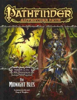 Pathfinder Adventure Path: Wrath of the Righteous Part 4 - the Midnight Isles (Game)
