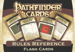 Pathfinder Cards Rules Reference Double Deck (Cards)