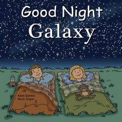 Good Night Galaxy (Board book)