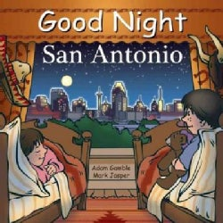 Good Night San Antonio (Board book)