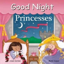 Good Night Princesses (Board book)