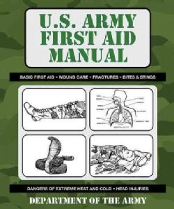U.S. Army First Aid Manual (Paperback)
