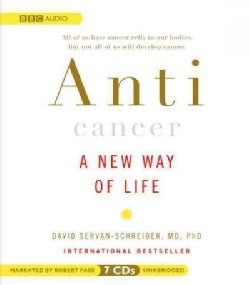 Anticancer: A New Way of Life (CD-Audio)