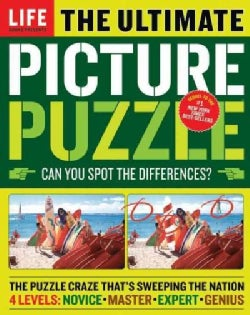 Ultimate Picture Puzzle: Can You Spot the Differences? (Paperback)