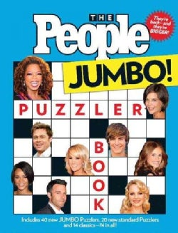 The People Jumbo! Puzzler Book (Paperback)