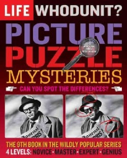 Life Picture Puzzle Mysteries (Paperback)