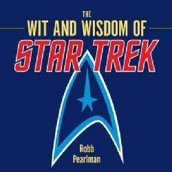 The Wit and Wisdom of Star Trek (Hardcover)