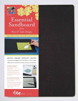 Essential Sandboard from Piece O Cake Designs: Quilting - Applique - Stenciling - Crafting (General merchandise)