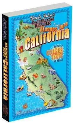 Uncle John's Bathroom Reader Plunges into California (Paperback)