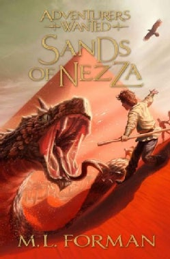 Sands of Nezza (Hardcover)