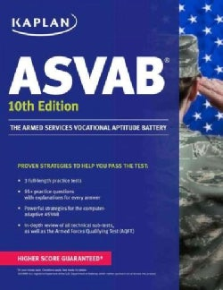 Kaplan Asvab (Paperback)