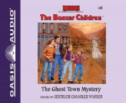 The Ghost Town Mystery: Library Edition (CD-Audio)