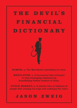 The Devil's Financial Dictionary (Hardcover)