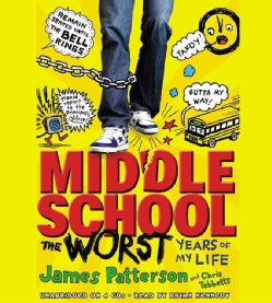 Middle School, the Worst Years of My Life (Pre-recorded digital audio player)