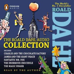 The Roald Dahl Audio Collection: Includes Charlie and the Chocolate Factory, James and the Giant Peach, Fantastic ... (CD-Audio)