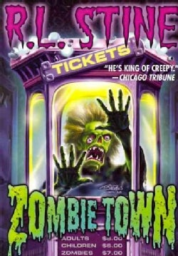 Zombie Town (Paperback)