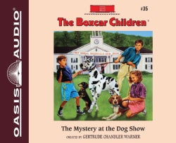 The Mystery at the Dog Show (CD-Audio)