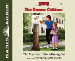 The Mystery of the Missing Cat (CD-Audio)
