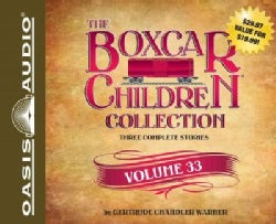The Boxcar Children Collection: The Radio Mystery, The Mystery of the Runaway Ghost, The Finders Keepers Mystery (CD-Audio)