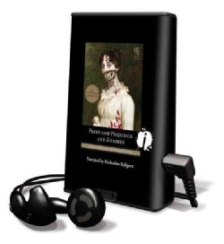 Pride and Prejudice and Zombies (Pre-recorded digital audio player)