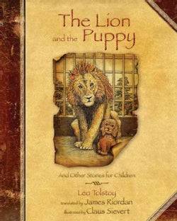 The Lion and the Puppy: And Other Stories for Children (Hardcover)