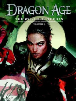 Dragon Age The World of Thedas (Hardcover)