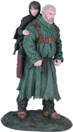 Game of Thrones - Hodor and Bran Figure (Toy)