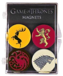 Game of Thrones Magnet 4-pack (General merchandise)