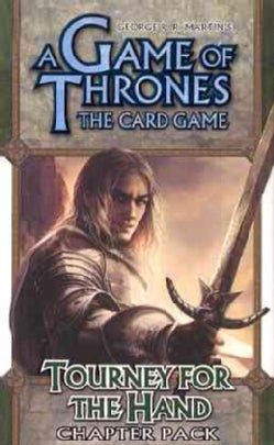 A Game of Thrones The Card Game: Tourney for the Hand Chapter Pack (Cards)