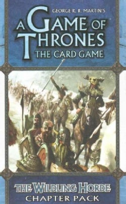 A Game of Thrones: The Wildling Horde Chapter Pack (Cards)