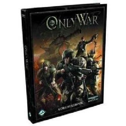 Only War: Core Rulebook (Hardcover)