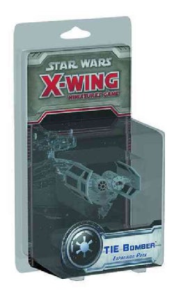 Star Wars X-wing: Tie Bomber Expansion Pack (Game)