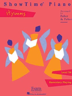 Showtime Piano Hymns: Level 2a, Elementary Playing (Paperback)