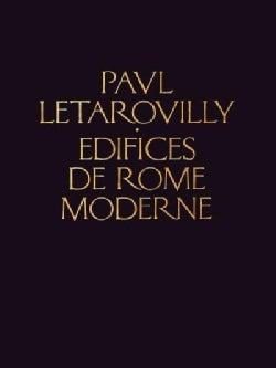 Edifices De Rome Moderne (Paperback)