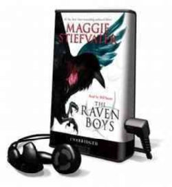The Raven Boys: Library Edition (Pre-recorded digital audio player)